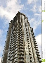 Beautiful Apartment Beautiful Apartment Building In Canada Stock Photo Image 15594360