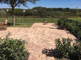 pavers patio flagstone pavers patio elite pavers of tampa bay