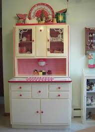 Retro Kitchen Hutch Hoosier Seller U0027s Baking Cabinet From 1938 Dated On Cabinet Fully