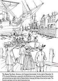 colonial boy coloring page all things john adams coloring pages boston tea party boston tea