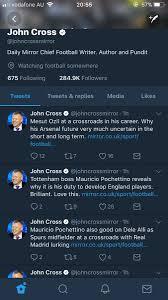 crossroads twitter search