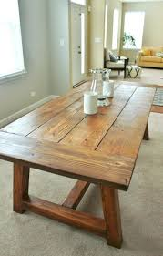 farm style dining room table set tables farmhouse plans furniture