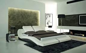 Contemporary Bed Frames Uk Soft Bed Modern U0026 Transitional Upholstered Beds In Eco Leather