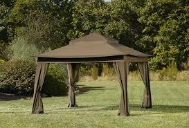 Patio Canopy Gazebo by Garden Canopy Gazebo Garden Winds Replacement Canopy For Home