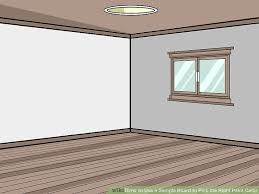 how to use a sample board to pick the right paint color 13 steps
