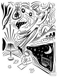 doodling by nick lee arts culture coloring pages coloring7 com