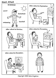 picture stories for esl health literacy