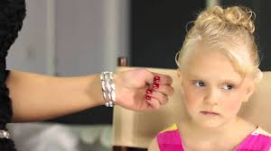 Haircut Places For Toddlers How To Do Kid U0027s Pageant Makeup Beauty Maven Youtube
