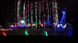 Amish Christmas Lights Royal Holiday Light Show At Dutch Wonderland Youtube