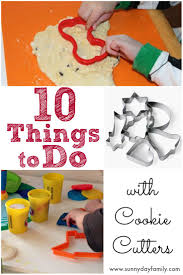 10 awesome things to do with cookie cutters