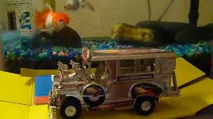 jeep philippine philippine jeepney special edition die cast metal youtube