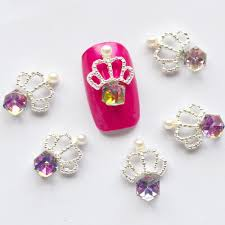 online get cheap crown nail designs aliexpress com alibaba group