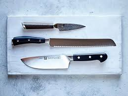 colored kitchen knives the only 3 knives you really need cooking light