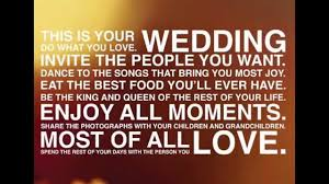 wedding quotes of honor great wedding speeches and wedding quotes