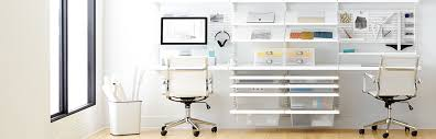 Container Store Chair Office Shelves Wall Shelves U0026 Home Office Ideas The Container Store