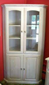 corner hutch cabinet for dining room corner china cabinet furniture pinterest corner china cabinets