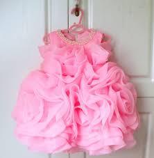 baby pink toddler thanksgiving dress birthday dress baby
