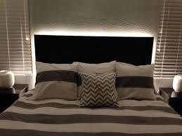 diy headboard with lights diy headboard led lighting kaf mobile homes 54585