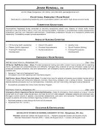 Competitive Resume Sample by Registered Nurse Resume Examples Sample Registered Nurse Resume