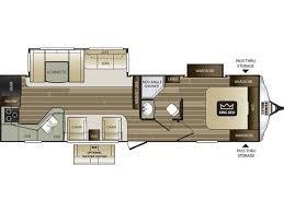 Keystone Cougar Fifth Wheel Floor Plans 2018 Keystone Cougar 29rks Monticello Mn Rvtrader Com