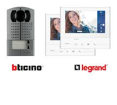 Portier Video Sans Fil Legrand by Interphone Visiophone