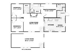2006 clayton mobile home floor plans