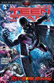 teen titans teen titans vol 4 20 dc database fandom powered by wikia