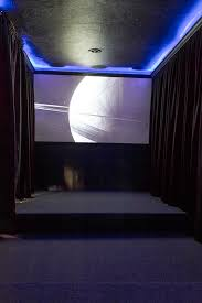 home theater room phase ii wall curtains u0026 projector screen