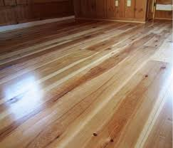 Cabin Floor by Hickory Wide Plank Floors Benefits And Uses