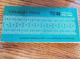 1970 pontiac grand prix fast lane classic cars