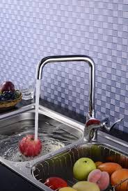 kitchen water faucets kitchen water faucet brass single chrome brush nickel antique