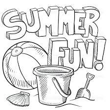 summer flowers coloring pages printable pictures for toddlers