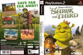 shrek playstation 2 videogamex