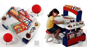 kids art table and chairs modern furniture for kids top 15 creative tables for kids rooms