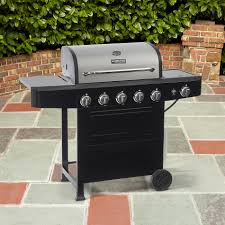 bbq pro 5 burner gas grill with side burner limited availability