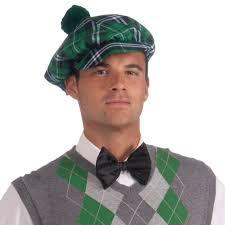 plaid irish cap u2013 costumes nq