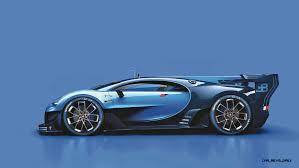 bugatti concept gangloff 2015 bugatti vision gran turismo
