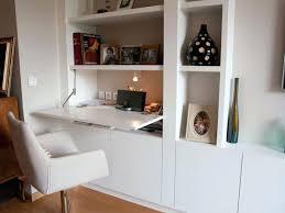 bibliothèque bureau intégré meuble bibliothaque bureau intacgrac meuble bibliotheque bureau