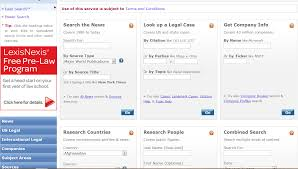lexis nexis news search svcc library using lexisnexis academic to locate movie reviews