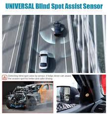 Blind Spot Detection System Installation Blind Spot Detection Parts U0026 Accessories Ebay