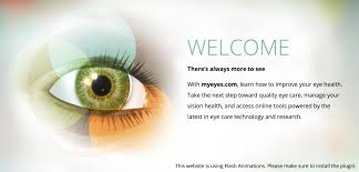 your eye care information resource myeyes com
