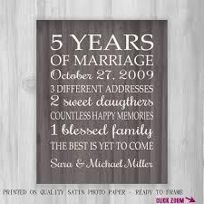5 year anniversary gift ideas for luxury 5 yr wedding anniversary gift ideas wedding gifts