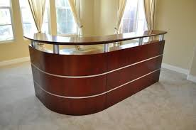 Industrial Style Reception Desk 190 Best Welcome Center Images On Pinterest Reception Desks