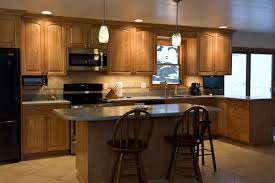 clear coat for cabinets clear coat red birch kitchen and breakfront northwoods manufacturing