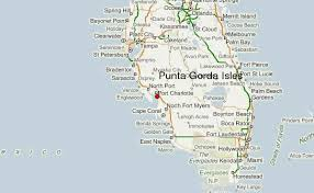 punta gorda fl map punta gorda isles location guide