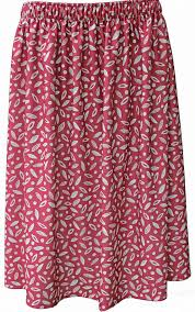 clothing for elderly rival clothing elasticated waist skirts classic skirts for