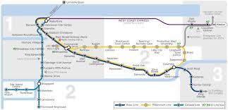 vancouver skytrain map vancouver canada rapid transit