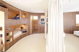chambre design enfant architecture lit enfant ski jouet studio design moderne montagne