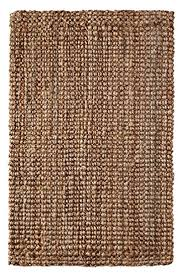 3x5 Area Rug Iron Gate Handspun Jute Area Rug 3x5 Woven By