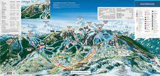 Squaw Trail Map Snowmass Aspen Co Trail Map Webcams